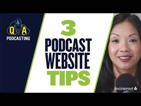 Podcast Websites: Do I need to create one for my podcast?