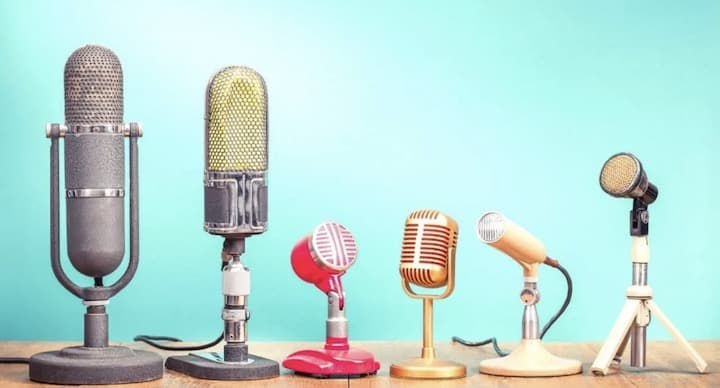 Best Type of Microphone for Podcasting