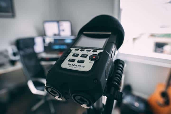 Zoom H4n Pro Portable Audio Recorder